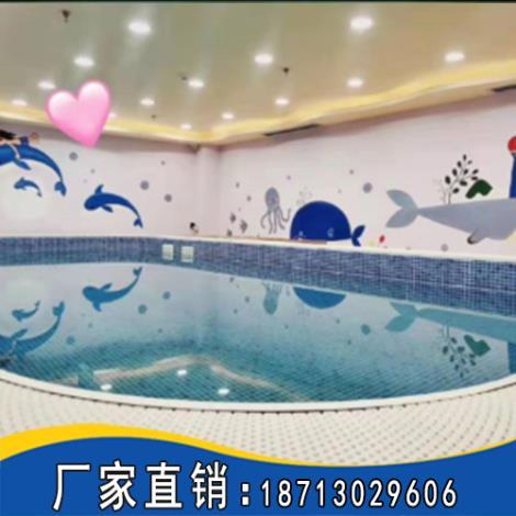 钢结构装配式游泳池